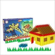 بازی لگو سامان سازه