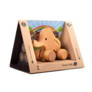 عروسک چوبی لیموکیدز طرح فیل