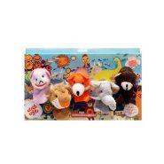 بازی عروسک سرانگشتی حیوانات جنگل