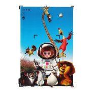 دفتر 40 برگ ته چسب؛ طرح میمون فضانورد