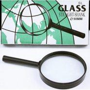 ذره بین 90 میلی متری مدل MAGNIFING GLASS