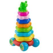 اسباب بازی حلقه هوش شادوک چرخدار کوچک